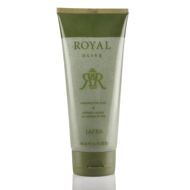 Royal Olive Body Scrub