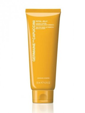 ROYAL JELLY - MELTING MAKE UP REMOVAL MILK AND LOTION