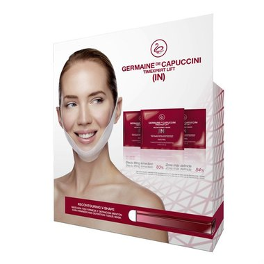 Recontouring V-Shape Mask